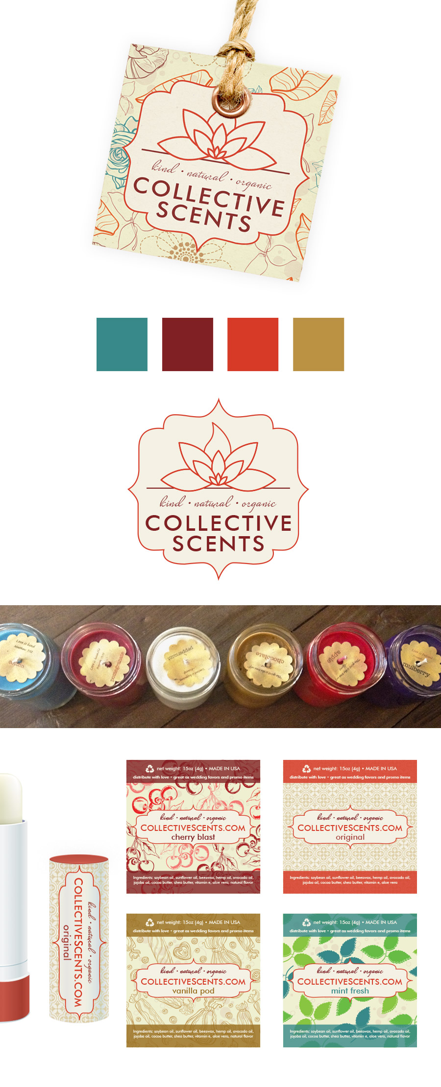 Collective Scents