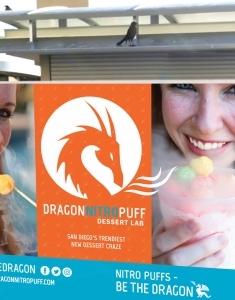 Dragon Nitro Puff