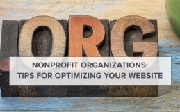 Nonprofit Organizations: Tips for Optimizing Your Website